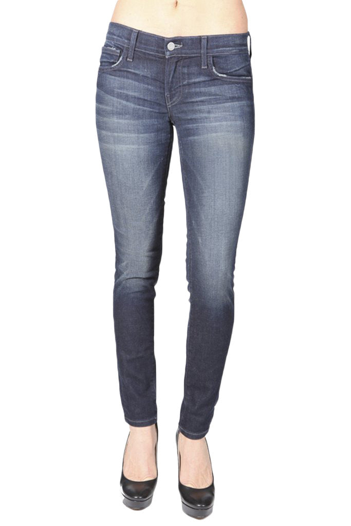 "Women's Blue Skinny ""250"" Wash Denim"
