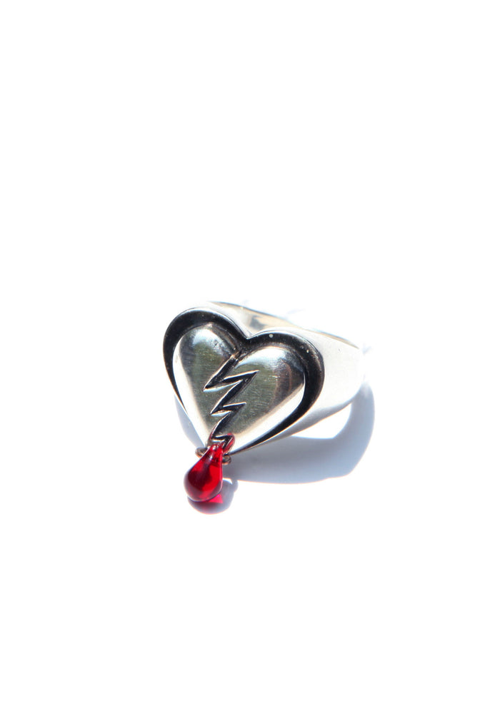 Women's Broken Heart Ring