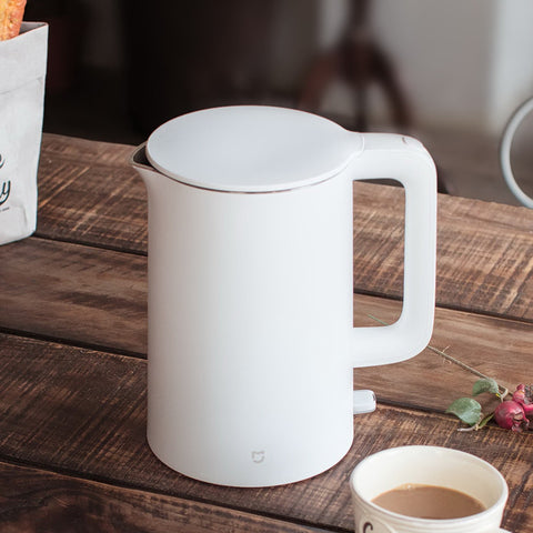 Xiaomi 1.5L Electric Water Kettle Auto Power-Off Protection Smart Water Boiler - MifanGo.com