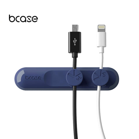 Bcase Tup Multipurpose Data Line Management Magnet Wire Desktop Cable Clip - MifanGo.com