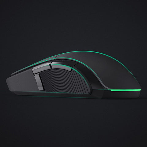 Xiaomi Wired / Wireless Optical Gaming Mouse 7200DPI Programmable RGB - MifanGo.com