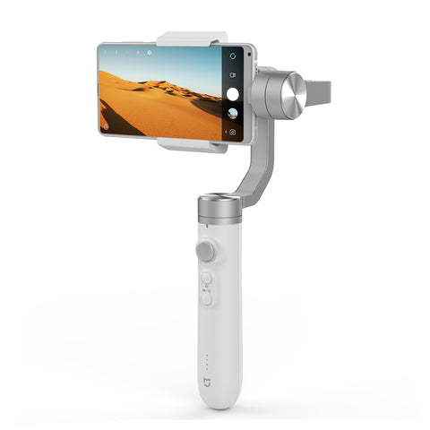 Xiaomi Mijia SJYT01FM 3 Axis Handheld Gimbal Stabilizer with 5000mAh Battery for Action Camera and Phone - MifanGo.com