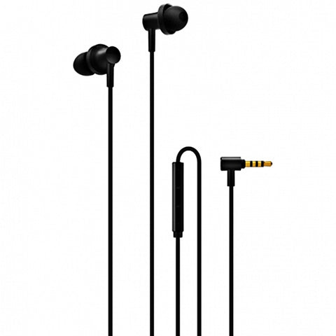 Original Xiaomi QTEJ03JY Hybrid Dual Drivers Earphones Wired Control Earbuds with Microphone - MifanGo.com