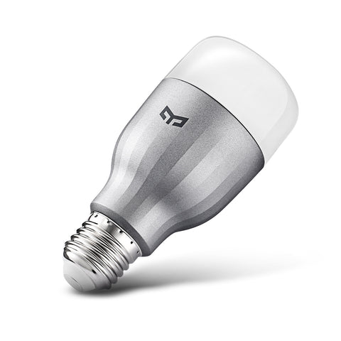 Yeelight YLDP02YL RGBW Smart LED Bulb WiFi Enabled 16 Million Colors CCT Adjustment Support Google Home ( Xiaomi Ecosystem Product ) - MifanGo.com