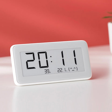 Xiaomi Mija Smart Electronic Watch Temperature Humidity Monitoring - MifanGo.com