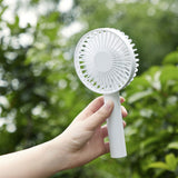 ZMI AF215 Mini Rechargeable Low Noise Handheld Fan ( Xiaomi Ecosystem Product ) - MifanGo.com