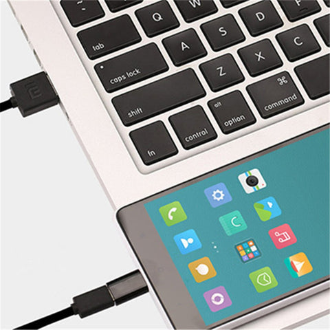 Original Xiaomi USB Type-C Adapter Cable Converter Connector Fast Quick Charger - MifanGo.com
