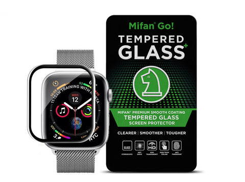 Mifan Official 3D Curved Glass Screen Protector For Apple Watch 40mm Series 4 - MifanGo.com