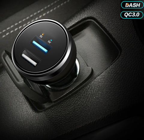 Mifan Dash Car Charger for OnePlus 3 3T 5T Supporting Dash Charging - MifanGo.com