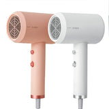 Xiaomi Zhibai Saloon Hair Dryer White with Negative Ion 1800W - MifanGo.com