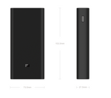 Xiaomi 20000mAh Power Bank 3 Grey - MifanGo.com