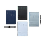 Xiaomi Mijia Paper Notebook For Traveller Night Blue - MifanGo.com