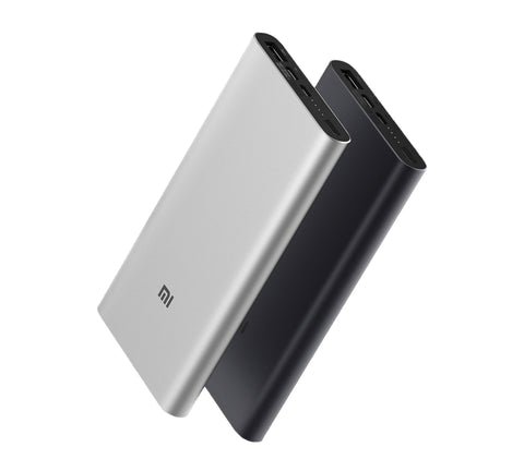 Xiaomi 10000mAh Power Bank 3 Grey - MifanGo.com