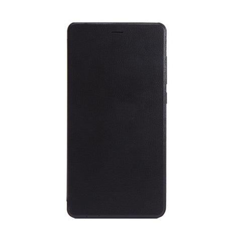 Original Xiaomi Mi 4 Intelligent Flip Case Black - MifanGo.com