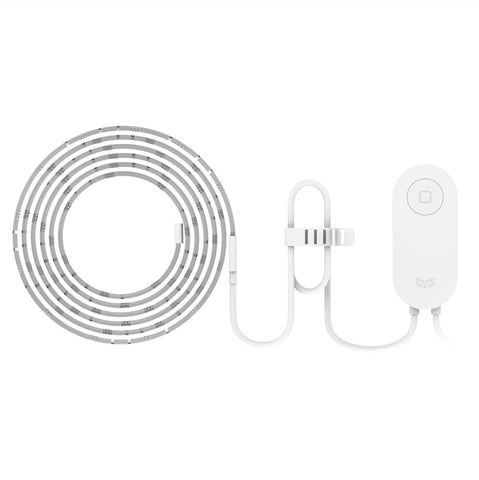 Xiaomi Yeelight Smart WiFi APP Control 200cm LED Strip Light  220V - MifanGo.com