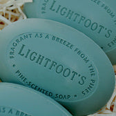 Lightfoot's Pure Pine Soap