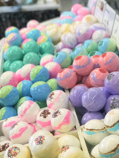 Everyday Bath Bombs
