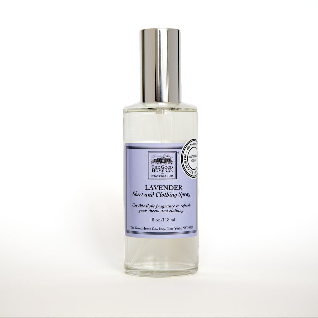 Good Home Sheet + Clothing Spray - Lavender