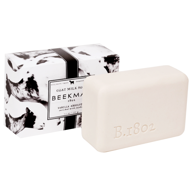 Beekman 1802 Vanilla Absolute Goat Milk Soap