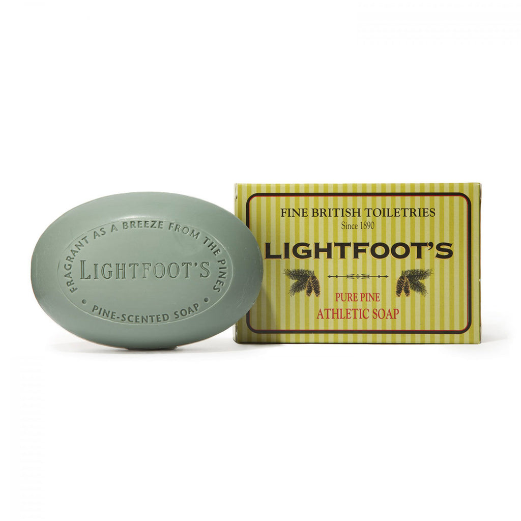 Lightfoot's Pine Scented Soap