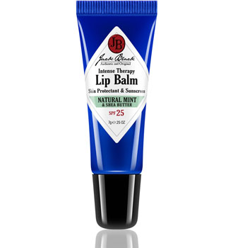 Jack Black Lip Balm - Natural Mint & Shea Butter