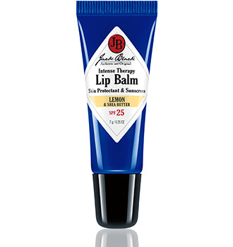 Jack Black Lip Balm - Lemon & Shea Butter