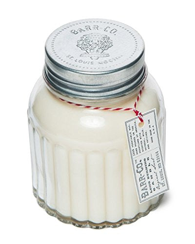 Oringal Scent Barr-Co. Apothecary Jar Candle