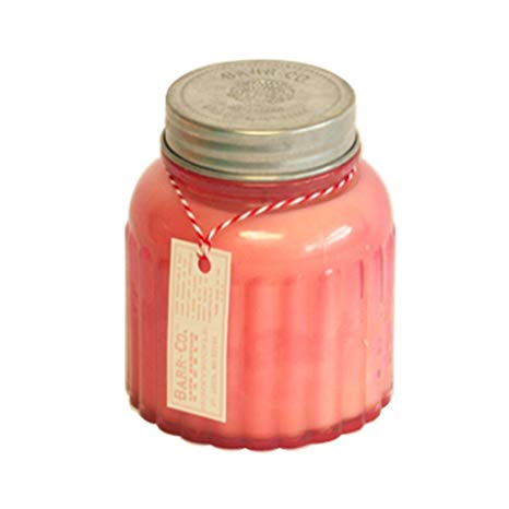 Honeysuckle Barr-Co. Apothecary Jar Candle