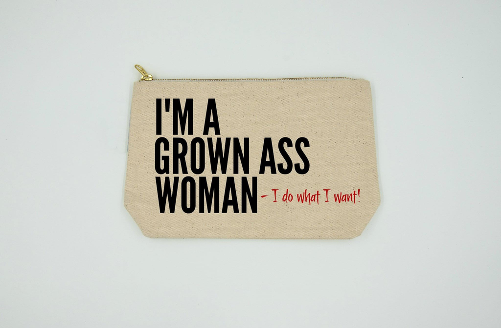 Grown A** Woman Small Bag