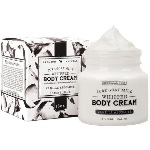 Beekman 1802 Vanilla Absolute Goat Milk Body Cream
