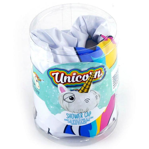 Unicorn Horn Shower Cap