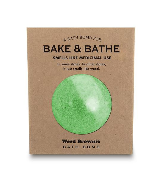 Bath Bomb for Bake & Bathe