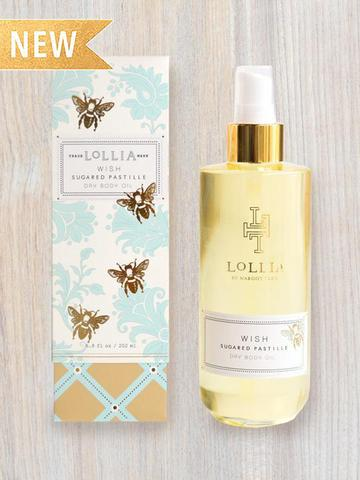 Lolia Wish Dry Body Oil