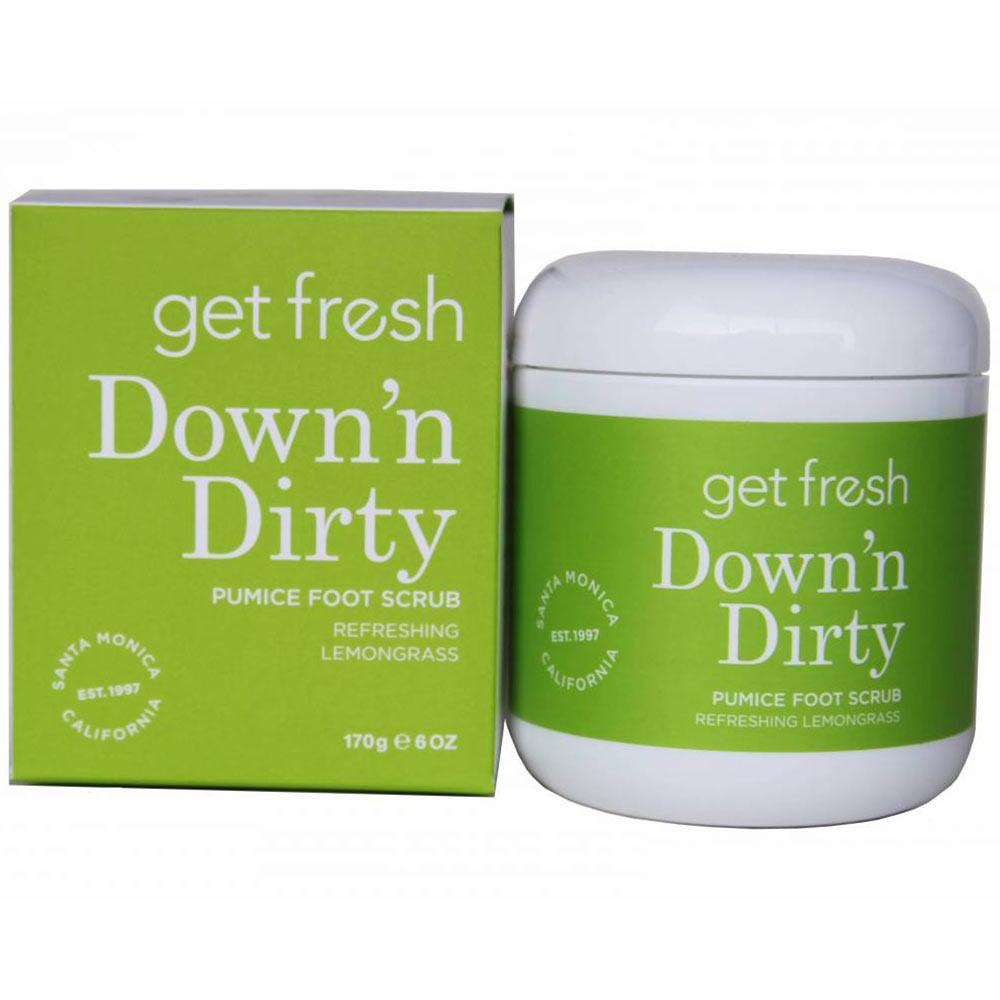 Get Fresh - Down'n Dirty - Foot Scrub