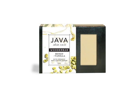 Java Wonderbar - Honey + Vanilla