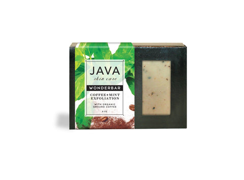 Java Wonderbar - Coffe + Mint Exfoliation