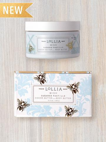 Lolia Wish Whipped Body Butter