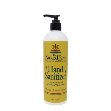 16 oz. Hand Sanitizer in Orange Blossom Honey