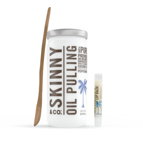 Skinny Oil Pulling Kit