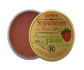 Smith's Strawberry Lip Balm Tin