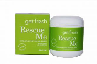 Rescue Me - Intensive Foot Repair Creme