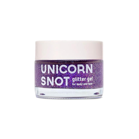 Unicorn Snot - Pretty in Purple Glitter Gel