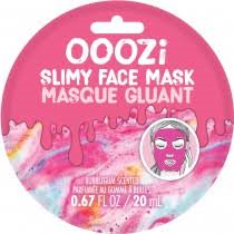 Ooozi Slimy Face Mask - Pink Bubble Gum