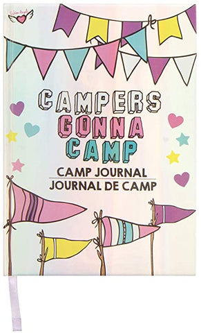 Campers Gonna Camp - Camp Journal