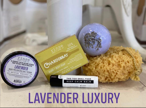 Tubes of Joy - LAVENDER LUXURY