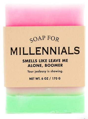 Soap for Millenials