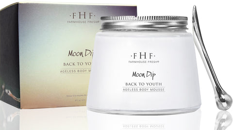 Moon Dip Body Mousse