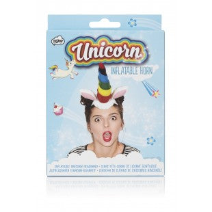 Unicorn Inflatable Horn