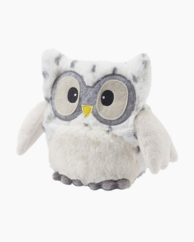 Hooty Snowy Owl Warmies