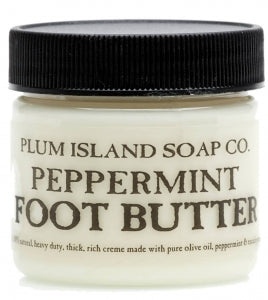Plum Island Peppermint Foot Butter